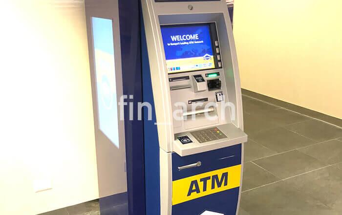 海外ATMキャッシング