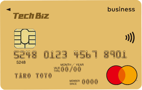 テックビズカード